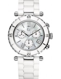 Chic Time | Montre Femme I43001M1 Céramique Guess Collection GC Diver Chic 43001M1  | Prix : 284,50 €