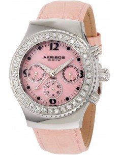 Chic Time | Montre Femme Akribos XXIV AKR449PK Ultimate  | Prix : 182,00 €