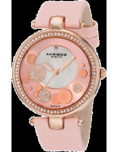 Chic Time | Montre Femme Akribos XXIV AKR434PK Impeccable  | Prix : 182,00€