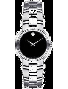 Chic Time | Montre Femme Movado Museum Moderno 0604231  | Prix : 342,90€