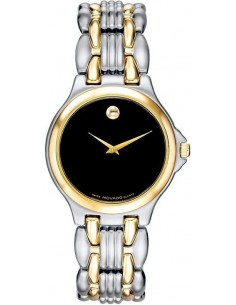 Chic Time | Montre Homme Movado Collection Gold Plated 0604517  | Prix : 495,90€