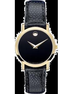 Chic Time | Montres de Prestige Femme Movado 0606131 Noir  | Prix : 367,96€