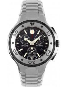 Chic Time | Montre Homme Movado Chronograph 2600018  | Prix : 859,90 €