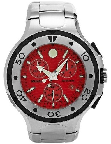 Chic Time | Montre Homme Movado Chronograph 2600022  | Prix : 764,90 €