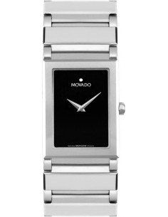 Chic Time | Montre Homme Movado Museum Valor Tungsten 0604682  | Prix : 1,099.90
