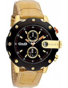 Chic Time | Montre Dolce & Gabbana D&G Sean DW0363  | Prix : 84,98 €