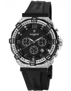 Chic Time | Montre Femme Lancaster OLA0441L/SS/NR/NR Robusto  | Prix : 1,319.90