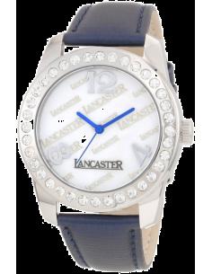 Chic Time   Montre Femme Lancaster OLA0477BN/BL Non Plus Ultra    Prix : 244,90€