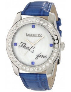 Chic Time | Montre Femme Lancaster OLA0476BN/BL Non Plus Ultra  | Prix : 234,90€