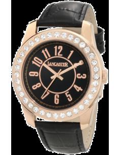 Chic Time | Montre Femme Lancaster OLA0473NR/NR Non Plus Ultra  | Prix : 234,90€