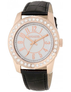 Chic Time   Montre Femme Lancaster OLA0473BN/NR Non Plus Ultra    Prix : 234,90€