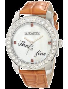 Chic Time   Montre Femme Lancaster OLA0476BN/MR Non Plus Ultra    Prix : 239,90€