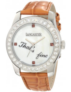 Chic Time | Montre Femme Lancaster OLA0476BN/MR Non Plus Ultra  | Prix : 239,90 €