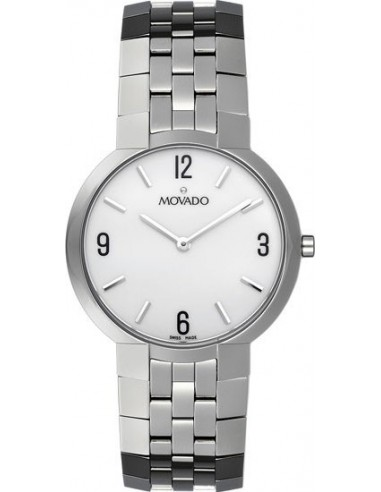 Chic Time | Montre Homme Movado Faceto 0605565  | Prix : 780,10 €