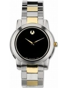 Chic Time | Montre Homme Movado Junior Sport Two Tone 0605107  | Prix : 524,90 €