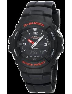 Chic Time | Montre Homme Casio G-Shock G-100-1BVMES Noir  | Prix : 89,10€