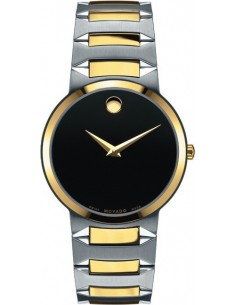 Chic Time | Montre Homme Movado Temo Two-Tone 0606064  | Prix : 786,90 €
