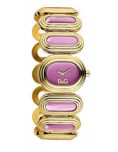 Chic Time | Montre Femme Dolce & Gabbana D&G DW0621 Cortina  | Prix : 53,73€