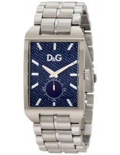 Chic Time   Montre Homme Dolce & Gabbana DW0638 Argent    Prix : 48,72€