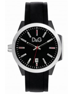 Chic Time | Montre Homme Dolce & Gabbana D&G DW0745 Salt Pepper  | Prix : 59,97 €