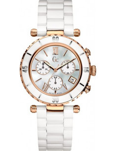 Chic Time | Montre Femme Guess Collection GC I47504M1S Diver Chic  | Prix : 588,99 €