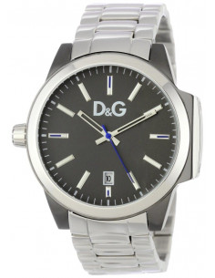 Chic Time | Montre Homme Dolce & Gabbana D&G DW0744 Salt Pepper  | Prix : 54,98 €