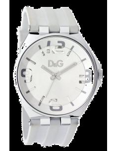 Chic Time | Montre Homme Dolce & Gabbana DW0763 Carson Blanche  | Prix : 228,90€