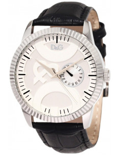 Chic Time | Montre Femme Dolce & Gabbana D&G DW0695 Twin Tip  | Prix : 77,48€