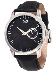 Chic Time | Montre Femme Dolce & Gabbana D&G DW0699 Twin Tip  | Prix : 51,23€