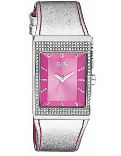 Chic Time | Montre Femme Dolce & Gabbana D&G DW0156 Logoside  | Prix : 66,23€