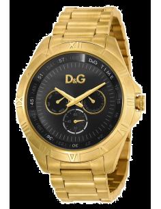 Chic Time   Montre Homme Dolce & Gabbana D&G DW0653 Chamonix dorée    Prix : 0,00€