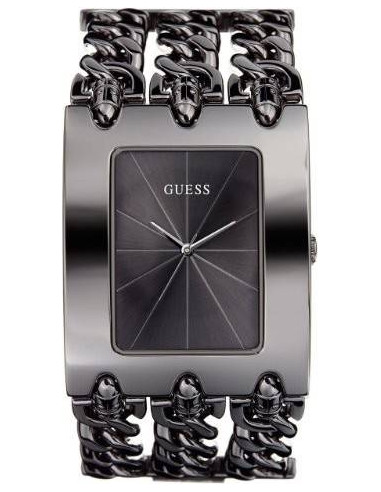 Chic Time   Montre Guess Heavy Metal G95647L    Prix : 159,90€