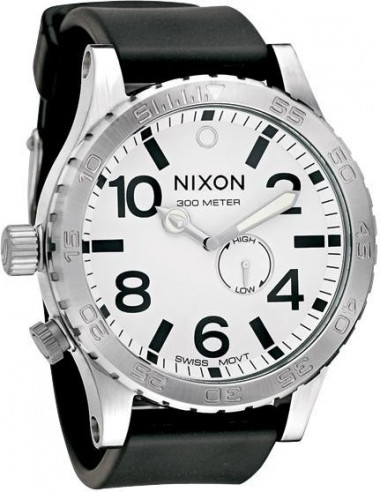 Chic Time   Montre Homme Nixon The 51-30 PU A058-100    Prix : 361,10€