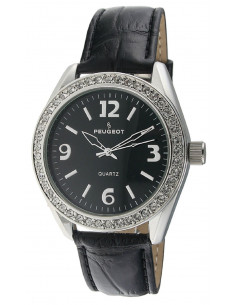 Chic Time   Peugeot 3006BK women's watch    Buy at best price