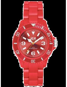Chic Time   Montre Mixte Ice-Watch Rouge Ice-Solid Medium SD.RD.U.P.12    Prix : 58,90€