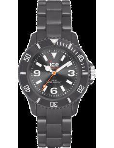 Chic Time | Montre Mixte Ice-Watch Gris Anthracite Ice-Solid Medium SD.AT.U.P.12  | Prix : 58,90€