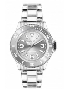 Chic Time | Montre Mixte Ice-Watch Grise Ice-Pure Small PU.SR.S.P.12  | Prix : 69,00€