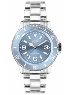Chic Time | Montre Mixte Ice-Watch Bleue Ice-Pure Small PU.BE.S.P.12  | Prix : 57,90€