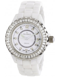 Chic Time | Peugeot PS4900WT women's watch  | Buy at best price