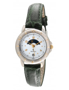 Chic Time | Montre Femme Peugeot 571LW Vert  | Prix : 69,90€