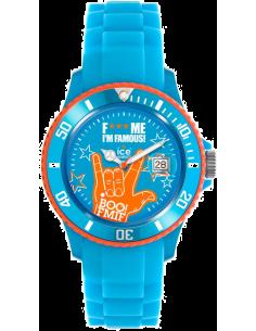 Chic Time | Montre Mixte F*** Me I'm Famous FM.SS.BEB.BB.S.11 Bleu  | Prix : 108,90€