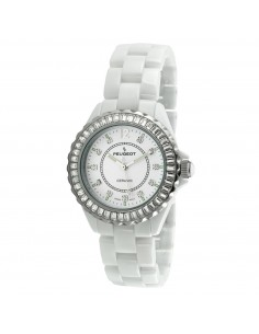 Chic Time | Peugeot PS4885WT women's watch  | Buy at best price
