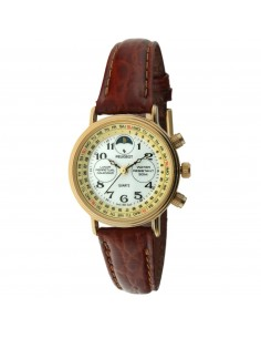 Chic Time | Montre Femme Peugeot 599L Moon Phase  | Prix : 83,90 €