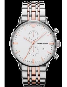 Chic Time | Montre Homme Emporio Armani AR0399 New Retro   | Prix : 299,00€