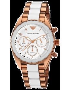 Chic Time | Montre Femme Emporio Armani AR5942 Blanc  | Prix : 319,20€