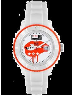 Chic Time | Montre Mixte F*** Me I'm Famous FM.SS.WEL.BB.S.11 Blanc  | Prix : 99,00€