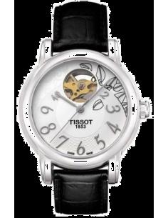Chic Time | Montre Femme Tissot Lady Heart T0502071603200  | Prix : 585,00€