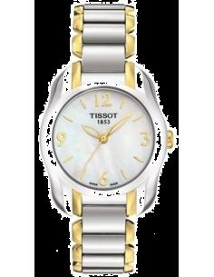 Chic Time | Montre Femme Tissot T-Wave T0232102211700  | Prix : 340,00€