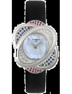 Chic Time   Montre Femme Tissot T-Trend Precious Flower T03132580    Prix : 982,80€