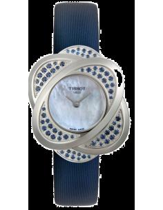 Chic Time | Montre Femme Tissot T-Trend Precious Flower T03123580  | Prix : 766,80€